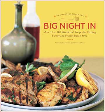 Buy the Big Night In cookbook