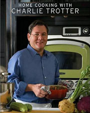 Buy the Home Cooking with Charlie Trotter cookbook