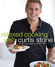Buy the Relaxed Cooking with Curtis Stone cookbook