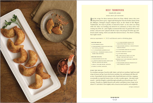 Rissois de Carne (Beef Turnovers)