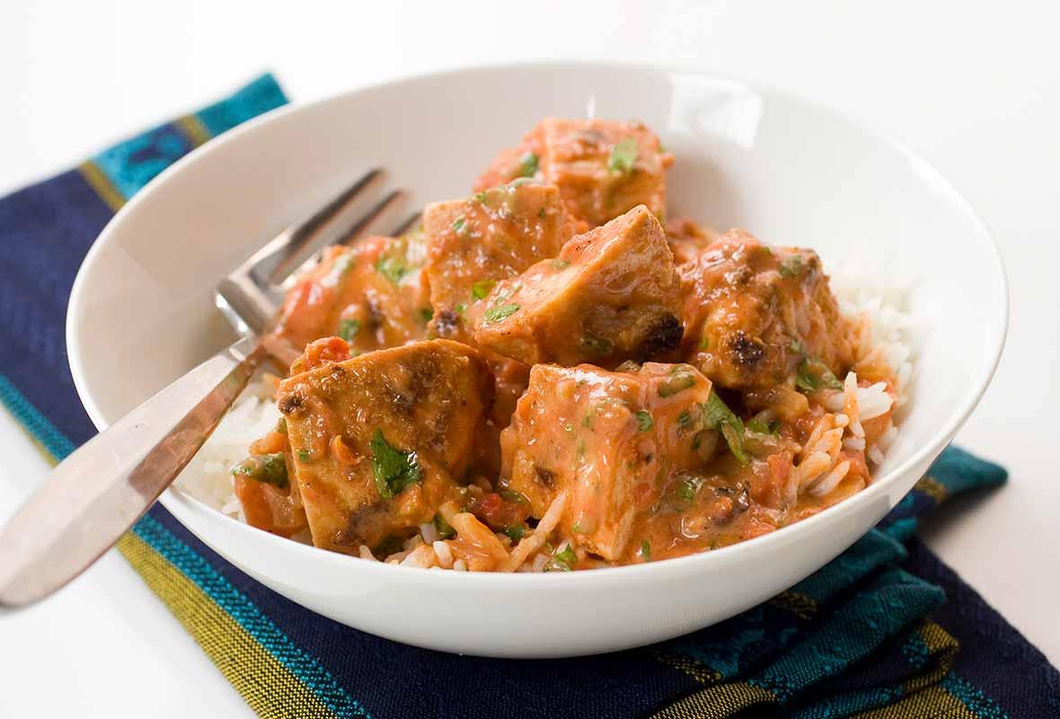 Chicken Tikka Masala Test Kitchen