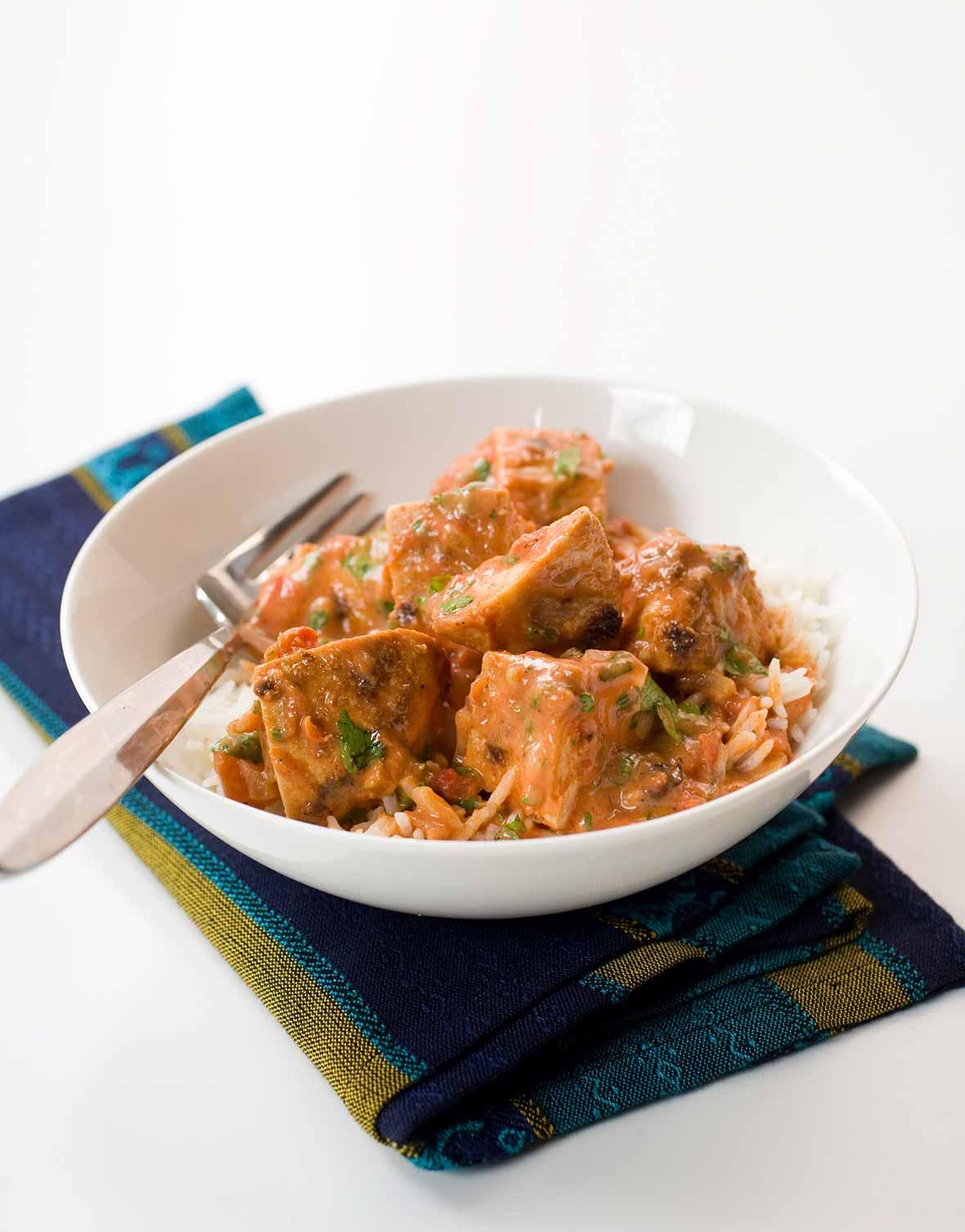 America S Test Kitchen Chicken Tikka Masala