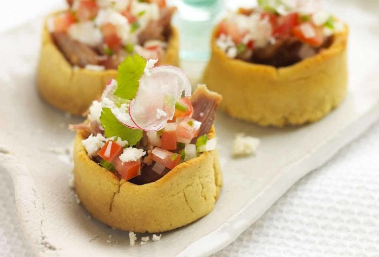 Mexican Sopes