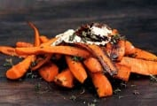 Burnt Carrots