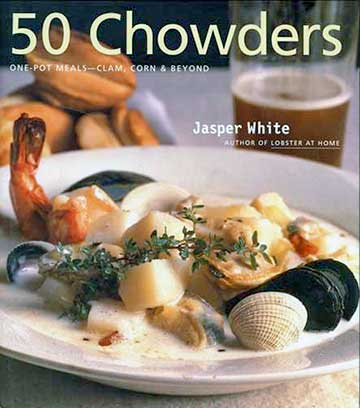 Buy the 50 Chowders cookbook