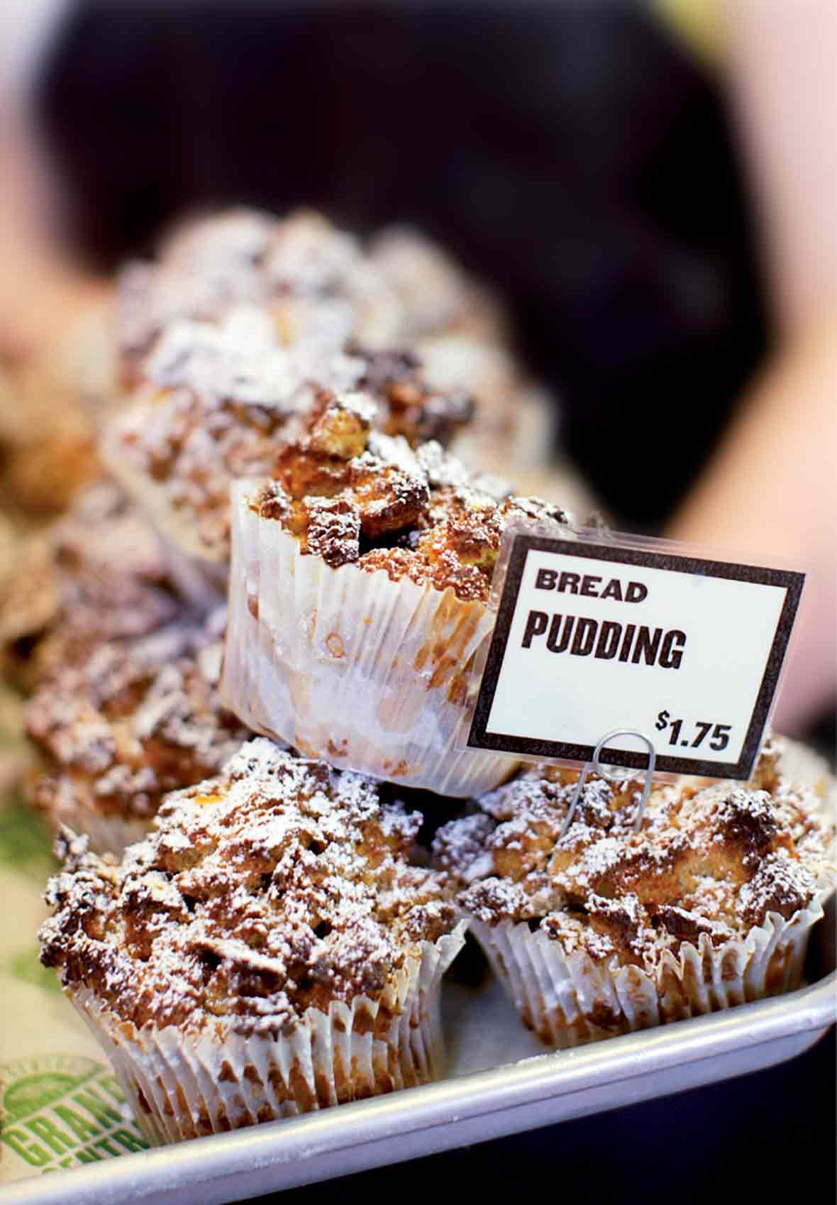 Bread Pudding Muffins