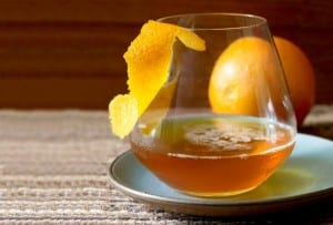 Fall Spice Cordial