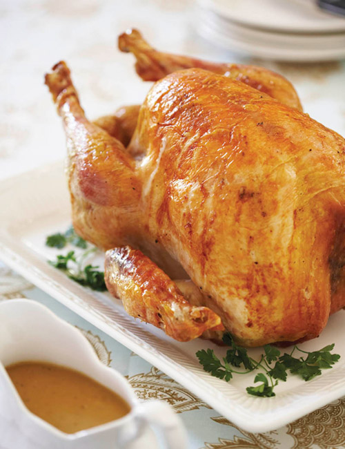 Superieur Old Fashioned Roast Turkey And Gravy. Adapted From Americau0027s Test Kitchen  ...