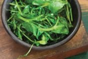 Wok-Fried Pea Shoots
