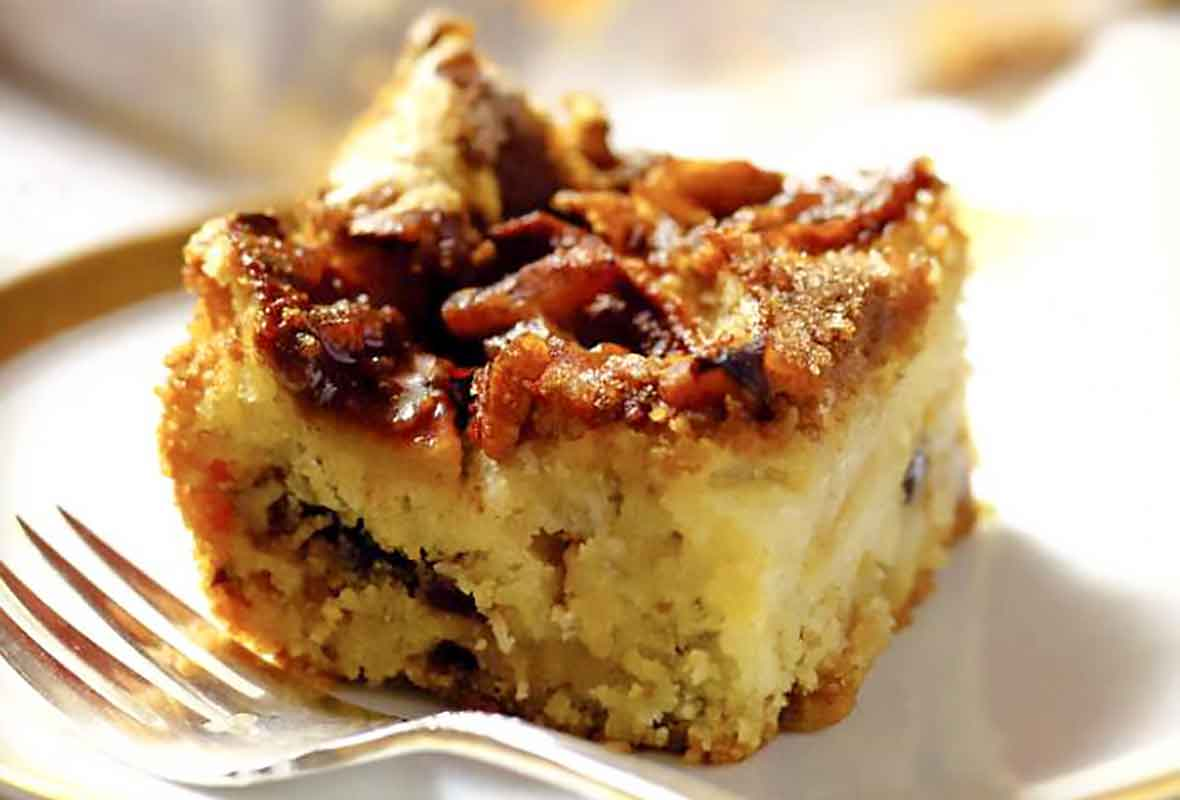 Easy Kosher Apple Cake