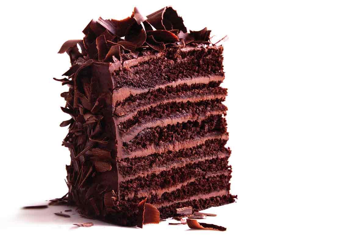 Red Eye Devil's Food Cake Recipe | Leite's Culinaria