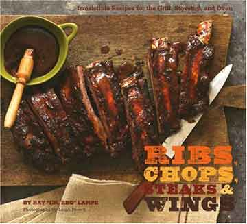 Buy the Ribs, Chops, Steaks, & Wings cookbook