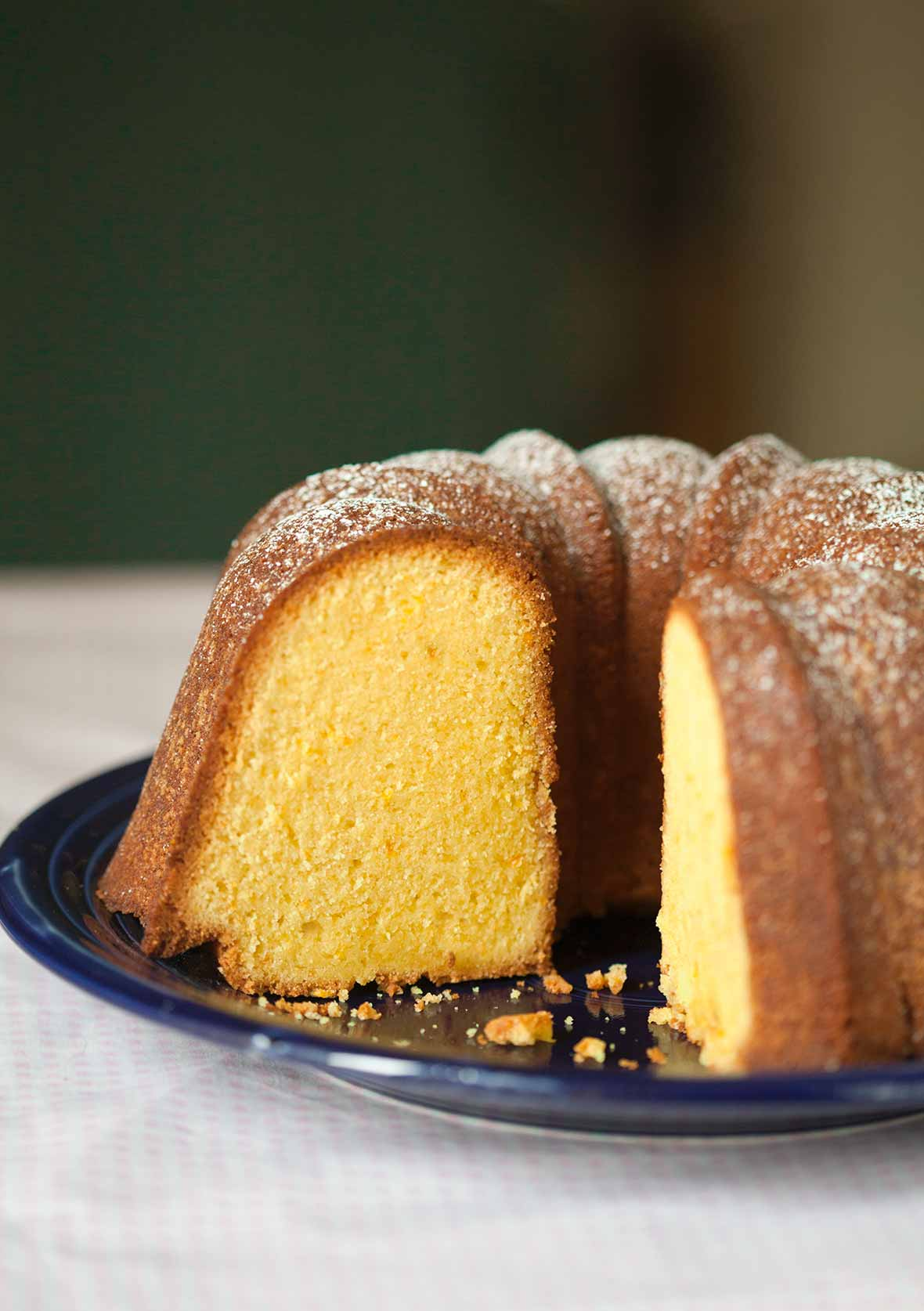 Orange Olive Oil Cake Recipe | Leite\'s Culinaria