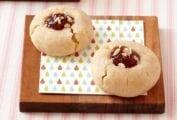Mix-and-Match Thumbprint Cookies