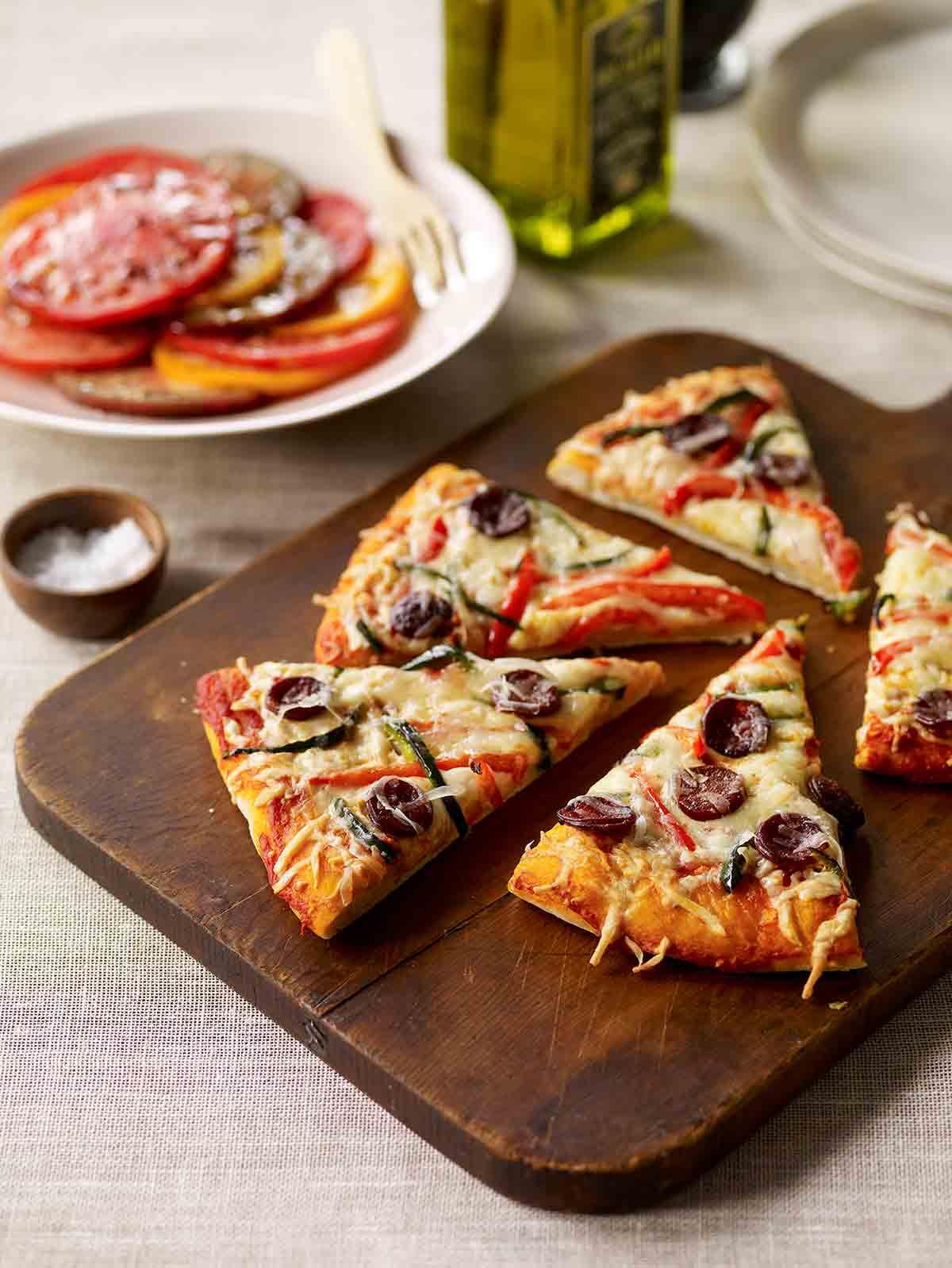 Spanish Pizza Recipe