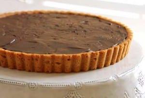 Sweet Peanut Butter Cookie Tart Crust