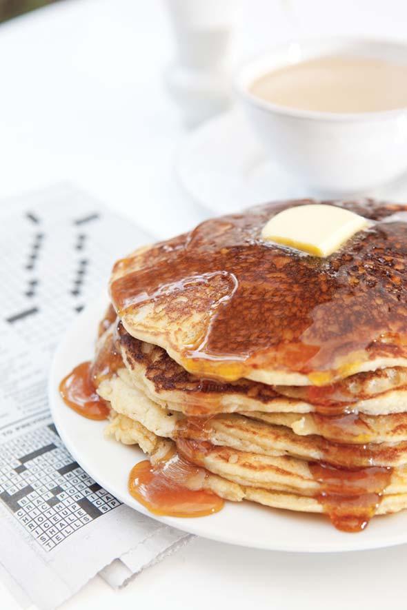 Sunday Morning Pancakes Recipe