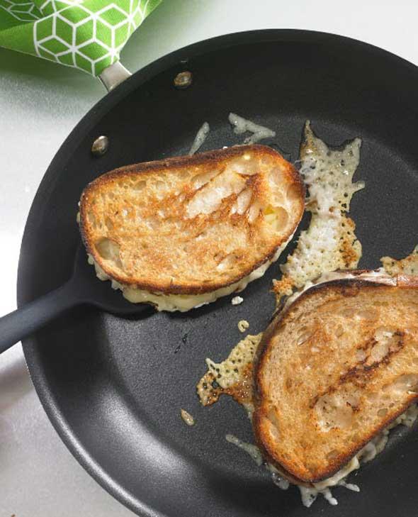 Hog Island Grilled Cheese Sandwich