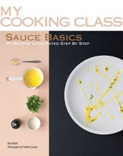 Buy the Sauce Basics cookbook