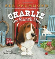 Buy the Charlie the Ranch Dog cookbook