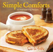 Buy the Simple Comforts cookbook