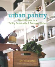 Buy the Urban Pantry cookbook