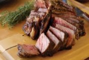 Grilled Porterhouse Steak