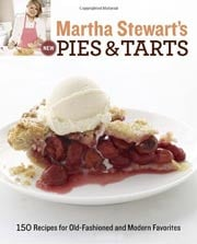 Buy the Martha Stewart's New Pies and Tarts cookbook