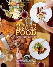 Buy the Michael's Genuine Food cookbook