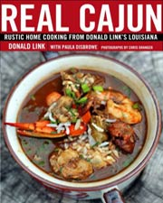 Buy the Real Cajun cookbook