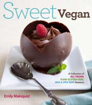 Buy the Sweet Vegan cookbook