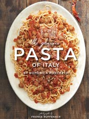 Buy the The Glorious Pasta of Italy cookbook