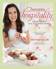 Buy the Modern Hospitality cookbook