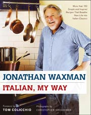 Buy the Italian, My Way cookbook