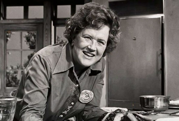 Julia Child French Chef