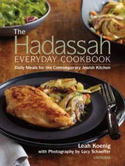 Buy the The Hadassah Everyday Cookbook cookbook