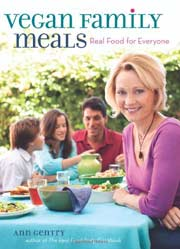 Buy the Vegan Family Meals cookbook