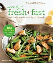 Buy the Williams-Sonoma's Weeknight Fast & Fresh cookbook