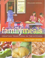 Buy the Williams-Sonoma Family Meals cookbook
