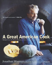 Buy the A Great American Cook cookbook