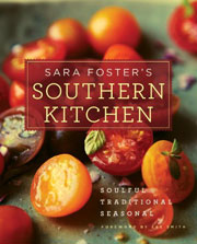 Buy the Sara Foster's Southern Kitchen cookbook