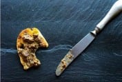 Chicken Liver on Toast