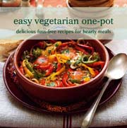 Buy the Easy Vegetarian One-Pot cookbook