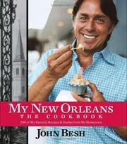 Buy the My New Orleans cookbook
