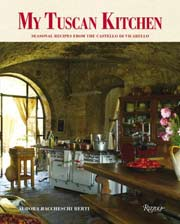 Buy the My Tuscan Kitchen cookbook