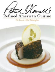 Buy the Patrick O'Connell's Refined American Cuisine cookbook