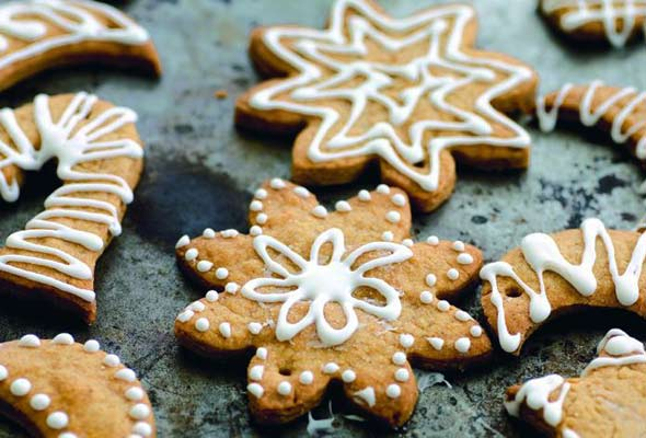 sugar christmas cookie recipe leites culinaria - Best Christmas Cookies Recipes