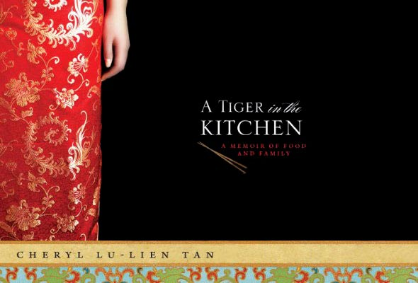 Tiger in the Kitchen