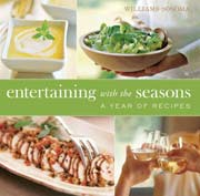 Buy the Entertaining with the Seasons cookbook