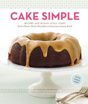 Buy the Cake Simple cookbook